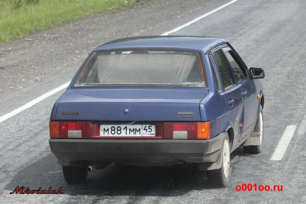 м881мм45