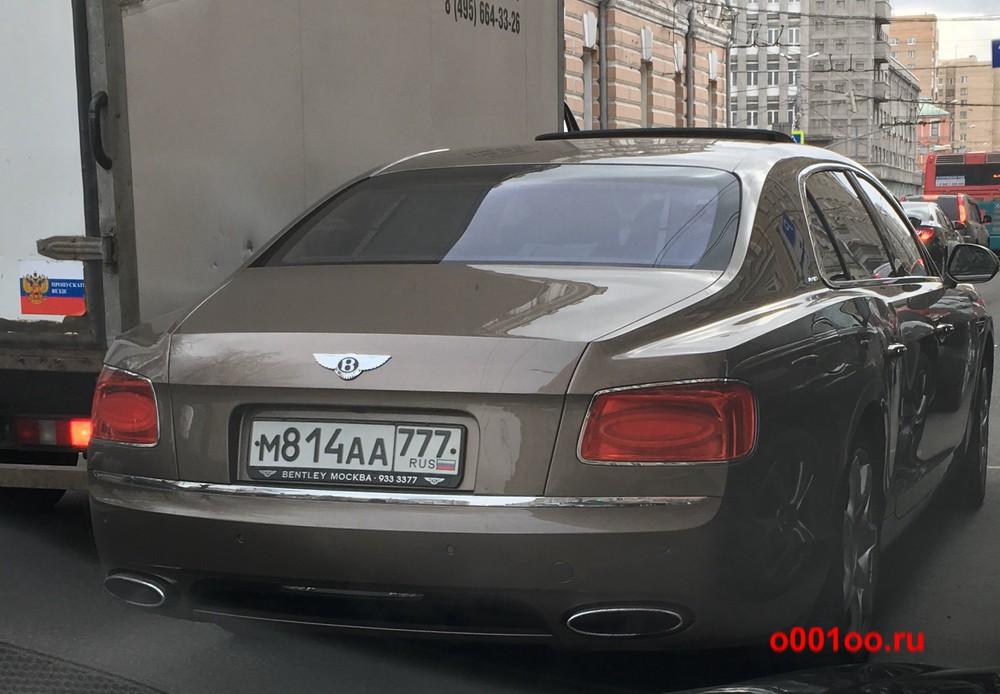 М814АА777