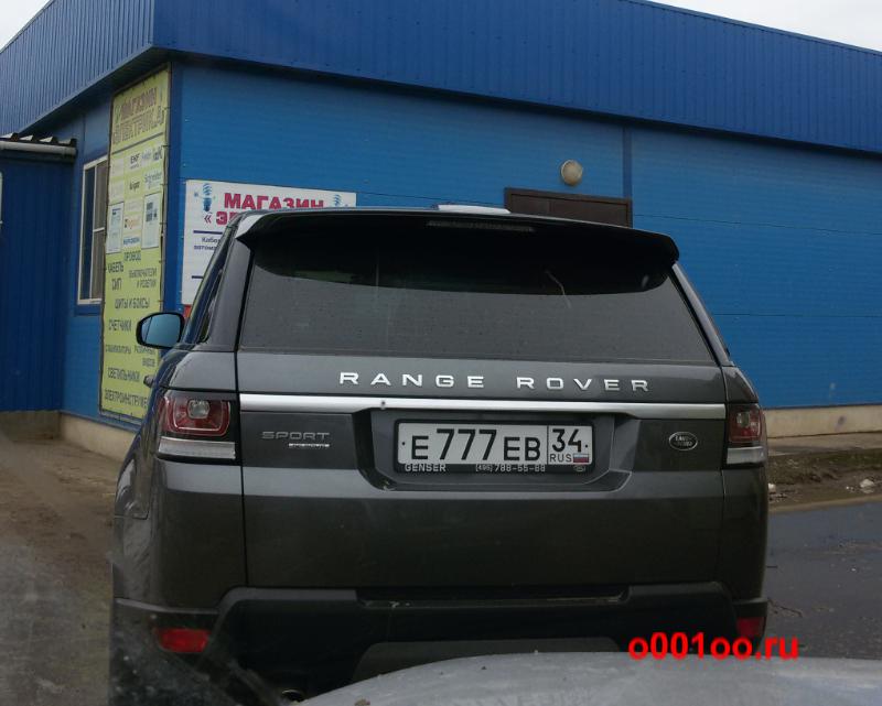 Е777ев34