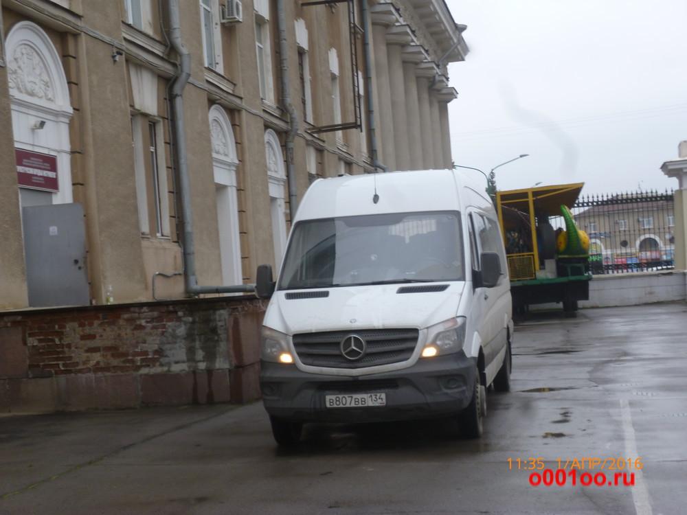 В807ВВ134