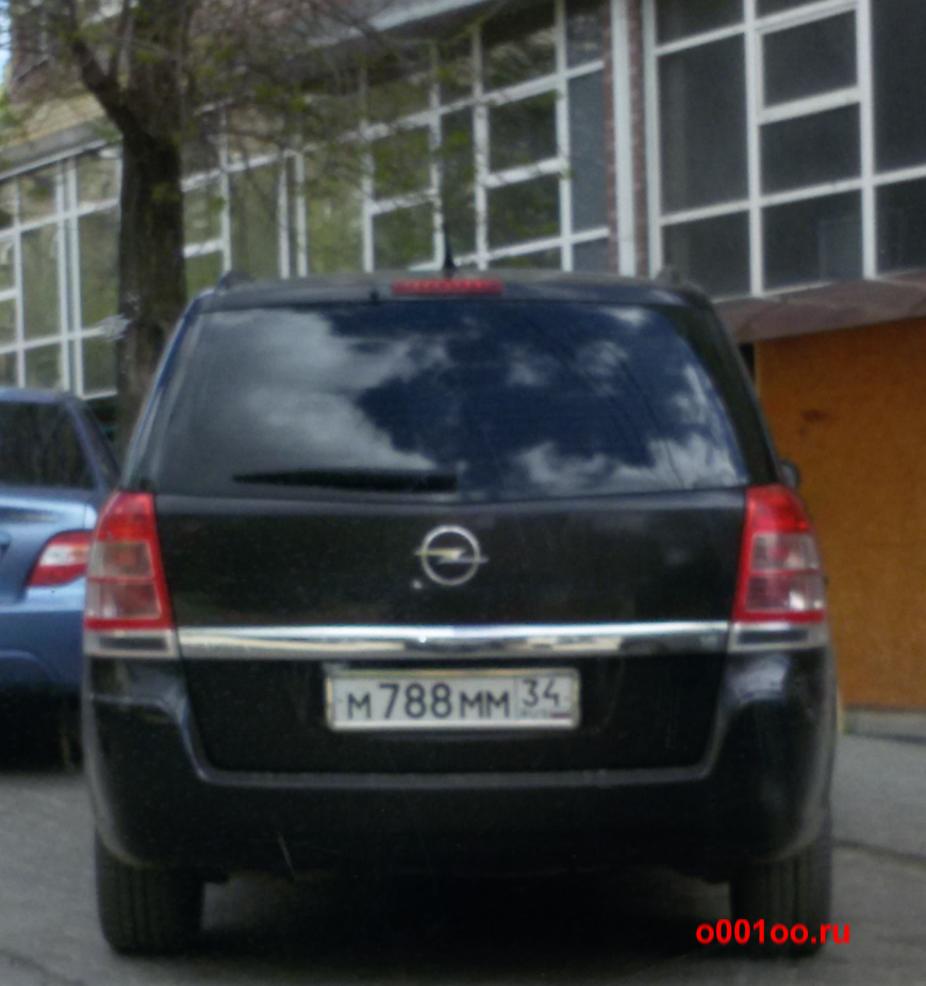 М788мм34