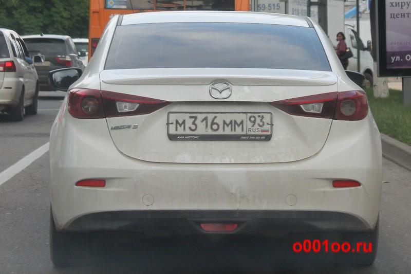 м316мм93