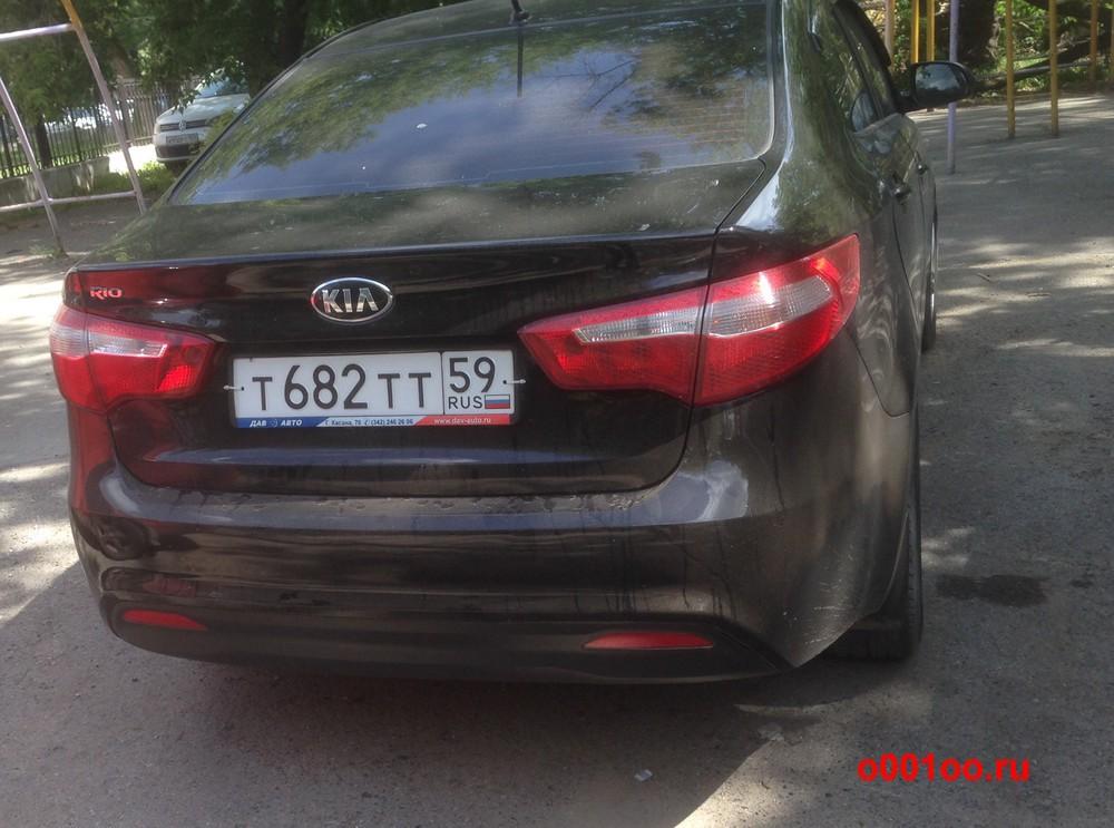 Т682ТТ59
